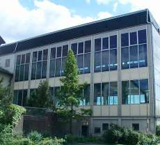 Mittelschulturnhalle