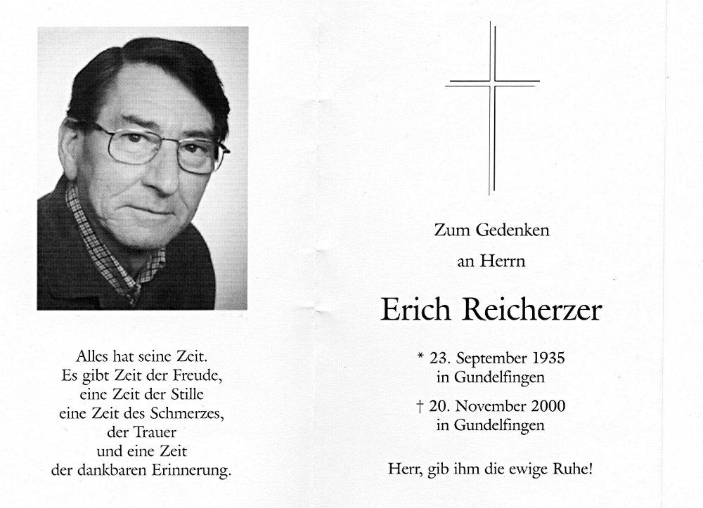 Erich Reicherzer