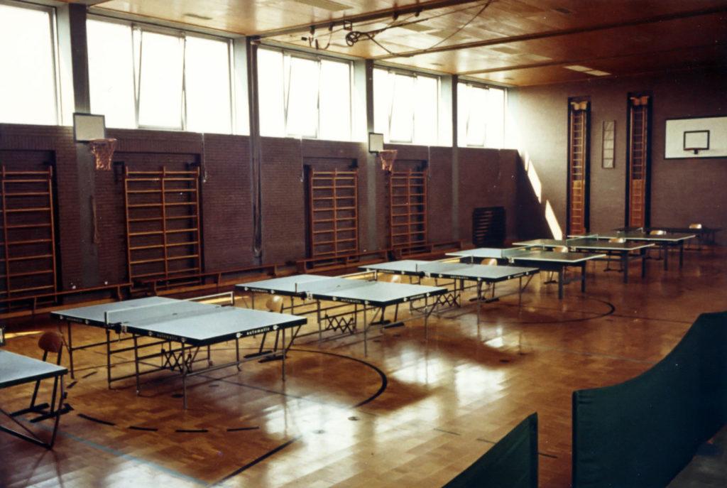 Turnhalle 1974