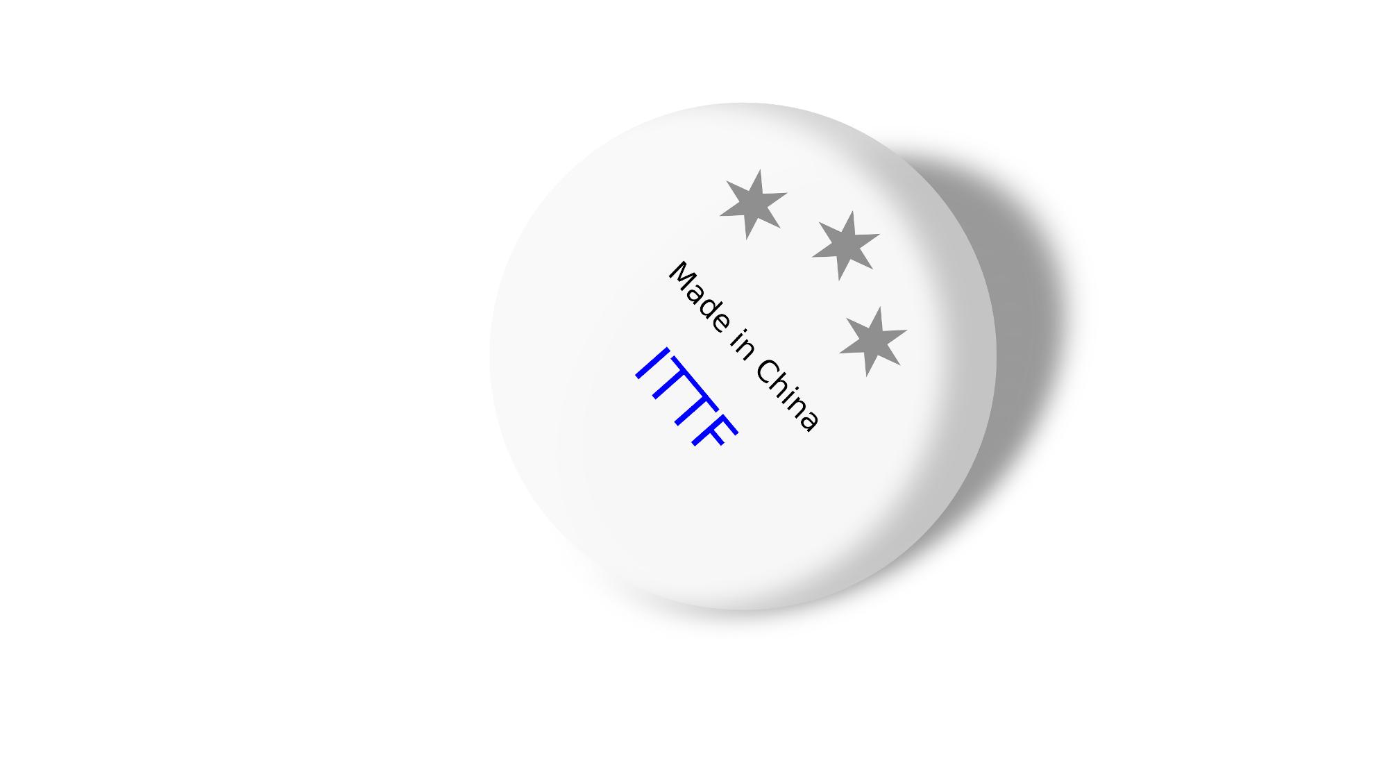 Ball mit Hintergrund